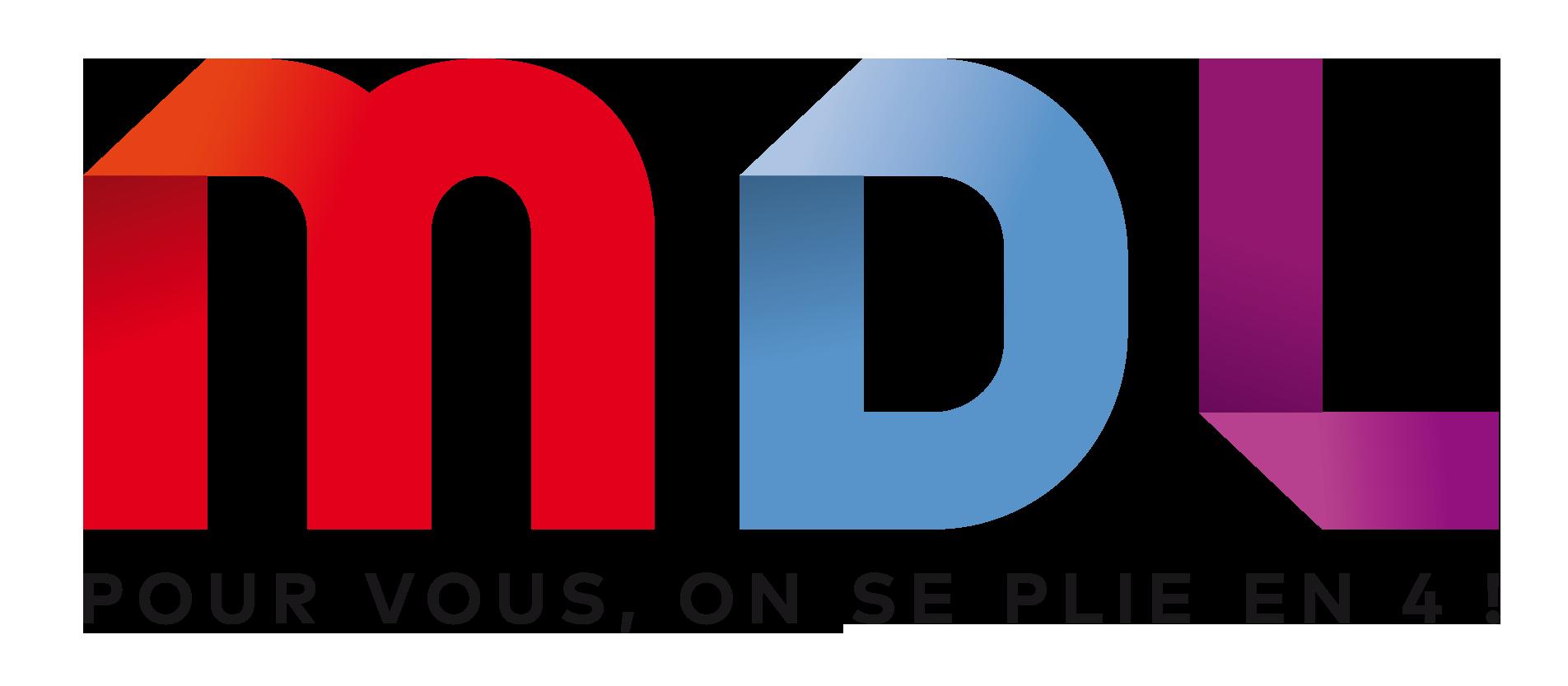Logo MDL Nimes