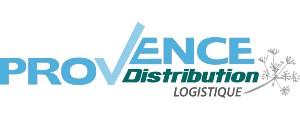 Logo Provence Distribution Logistique