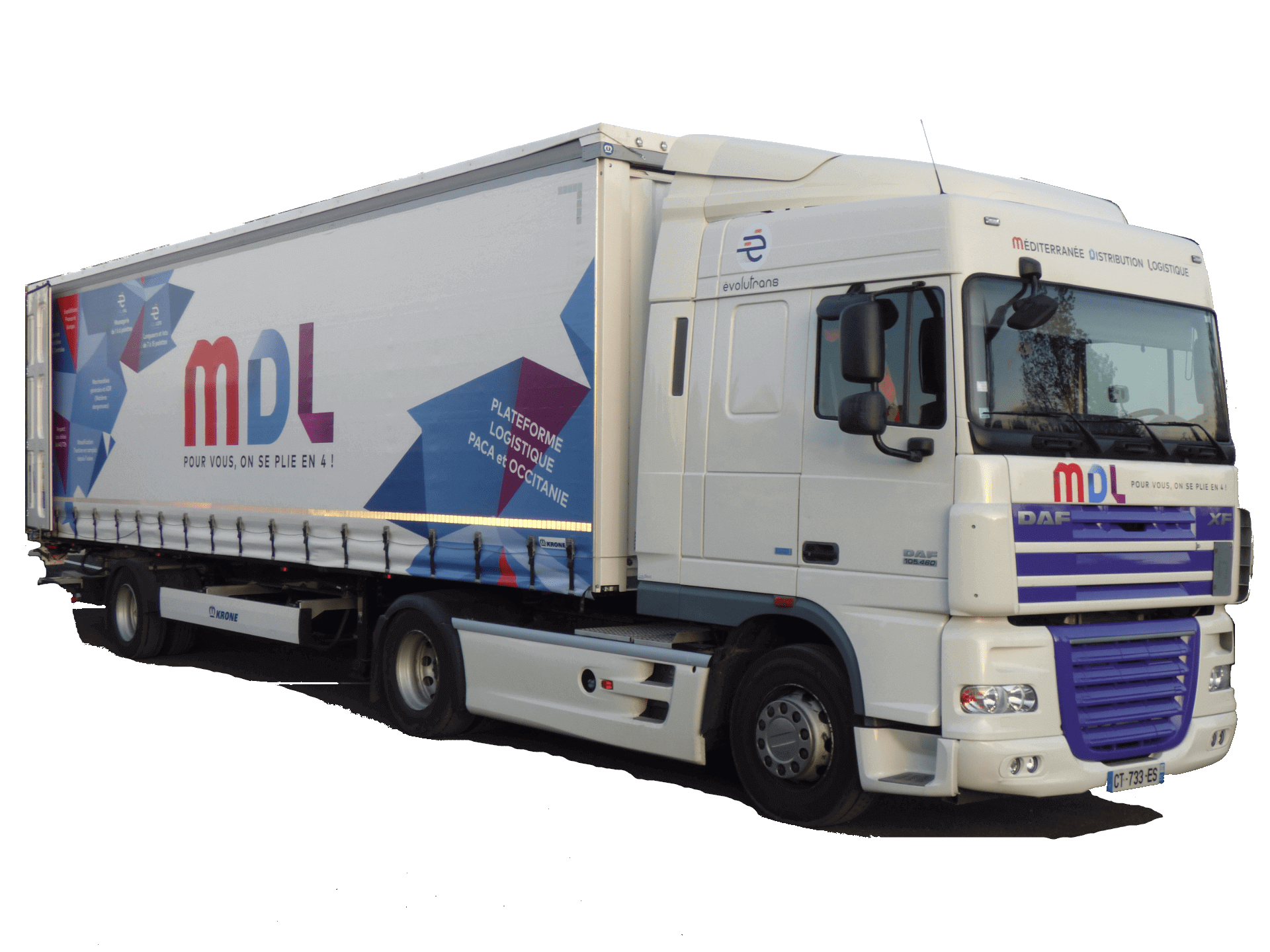 MDL camion city