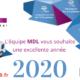 MDL vous souhaite une excellente année 2020