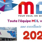 MDL vous souhaite une excellente année 2021